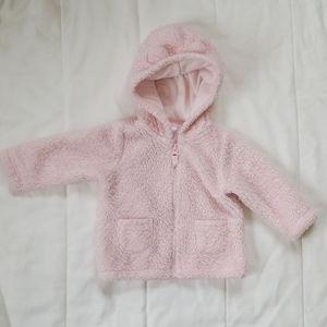 Carter's 2 hoodie/jacket bundle 9MOS